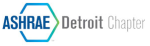 Ashrae logo2 dETROIT cHAPTER