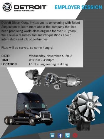 Detroit Diesel Corp Employer Flyer60